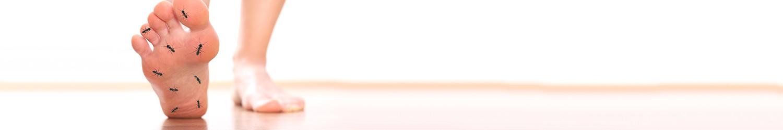 Paresthesia Banner - پارستزی