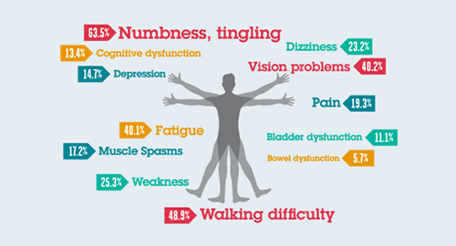 Multipe Sclerosis Clinical Features