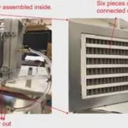 Researchers Create Air Filter Designed to Trap and Kill the Coronavirus - محققان نوعی فیلتر هوا ساخته اند که می تواند کرونا ویروس را از بین ببرد