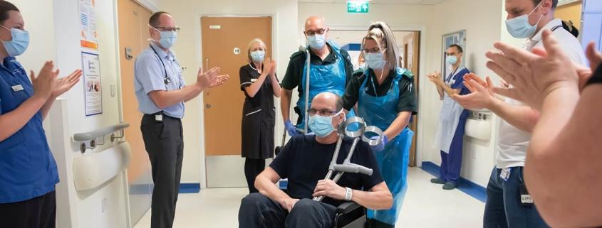 Life after COVID-19 hospitalization - زندگی بعد از بیمارستان مبتلایان کرونا