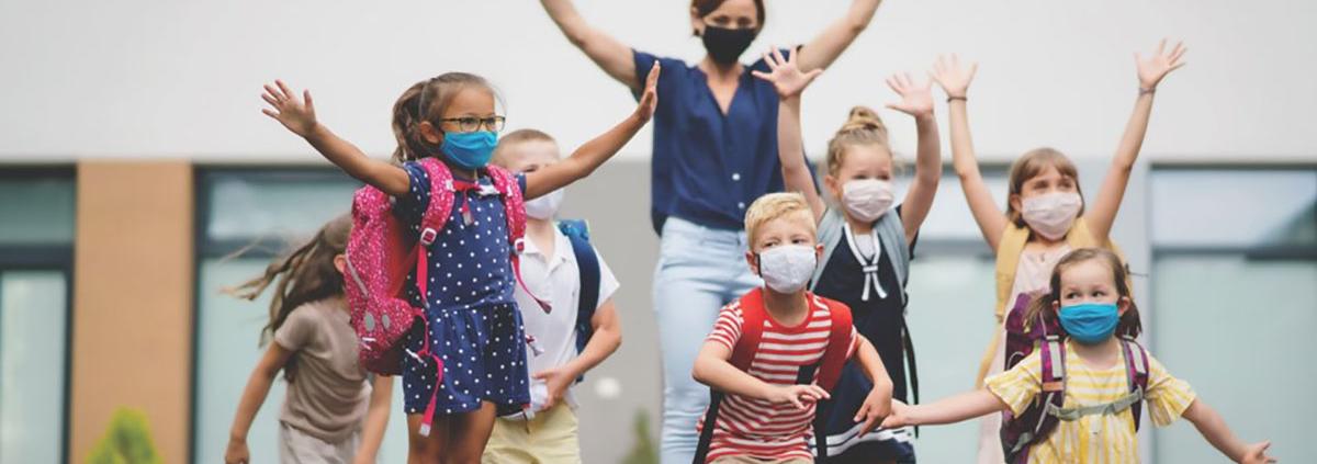 More than one-third of children with COVID-19 show no symptoms - بیش از یک سوم کودکان مبتلا به کووید19 هیچ علامتی ندارند