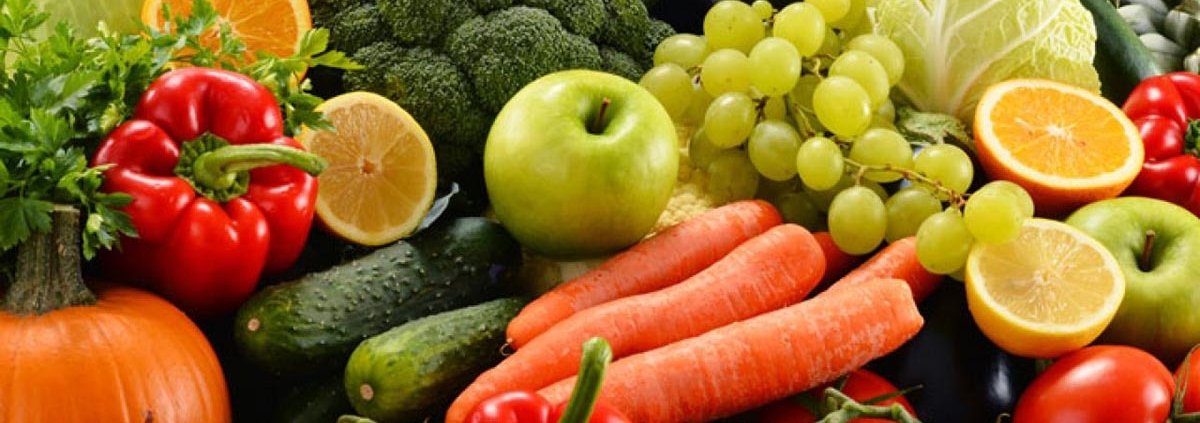 The right 5 a day mix is 2 fruit and 3 vegetable servings for longer life - اکسیر پنج واحدی افزایش طول عمر