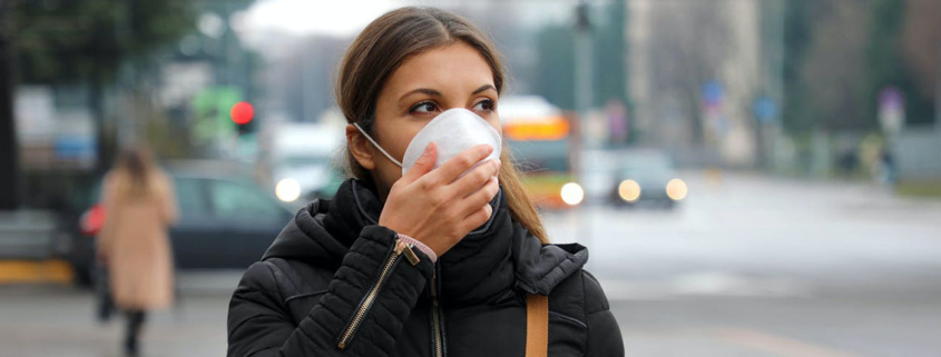 Air pollution may affect severity and hospitalization in COVID19 patients - تاثیر منفی آلودگی هوا بر شدت ابتلا به کرونا