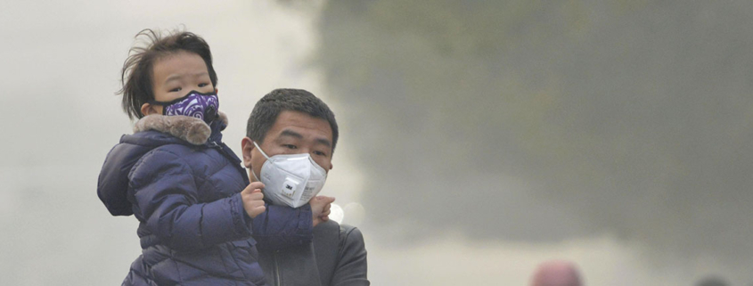 Childhood air pollution exposure linked to poor mental health at age 18 - تاثیر مخرب آلودگی هوا بر ذهن کودکان