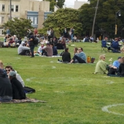 Parks Not Only Safe but Essential During the Pandemic - فضاهای سبز در ایام کرونا