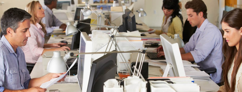 Office air quality may affect employees cognition productivity - تاثیر کیفیت هوای ادارات بر بهره وری پرسنل