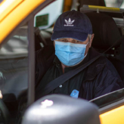 The combination of mask wearing and keeping windows open is best for reducing Covid19 risk in cars - اهمیت باز بودن پنجره خودرو در این ایام