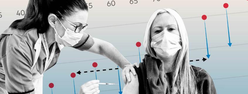 Double vaccination halves risk of Long COVID - واکسیناسیون و سندرم پس از کرونا